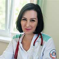Наталья Сливина